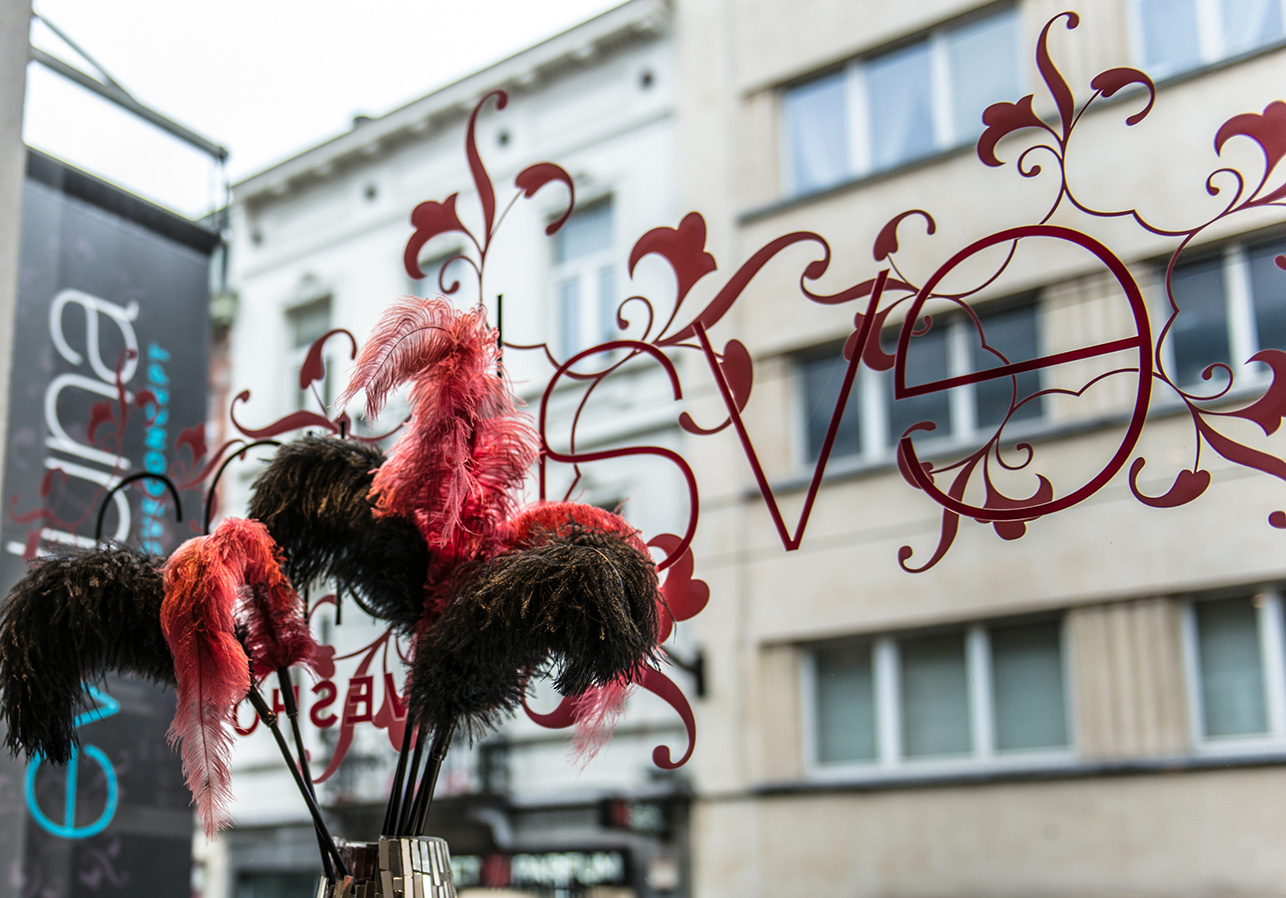Eva Luna, le loveshop chic et tendance à Bruxelles. Conseils personnalisés par des professionnelles